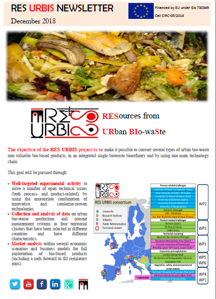 Res Urbis 2nd Newsletter