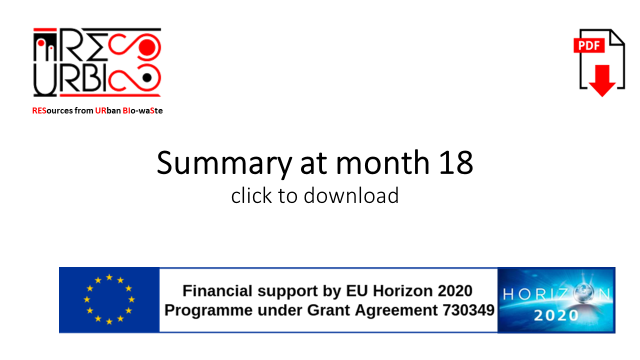 Summary at month 18 - download pdf