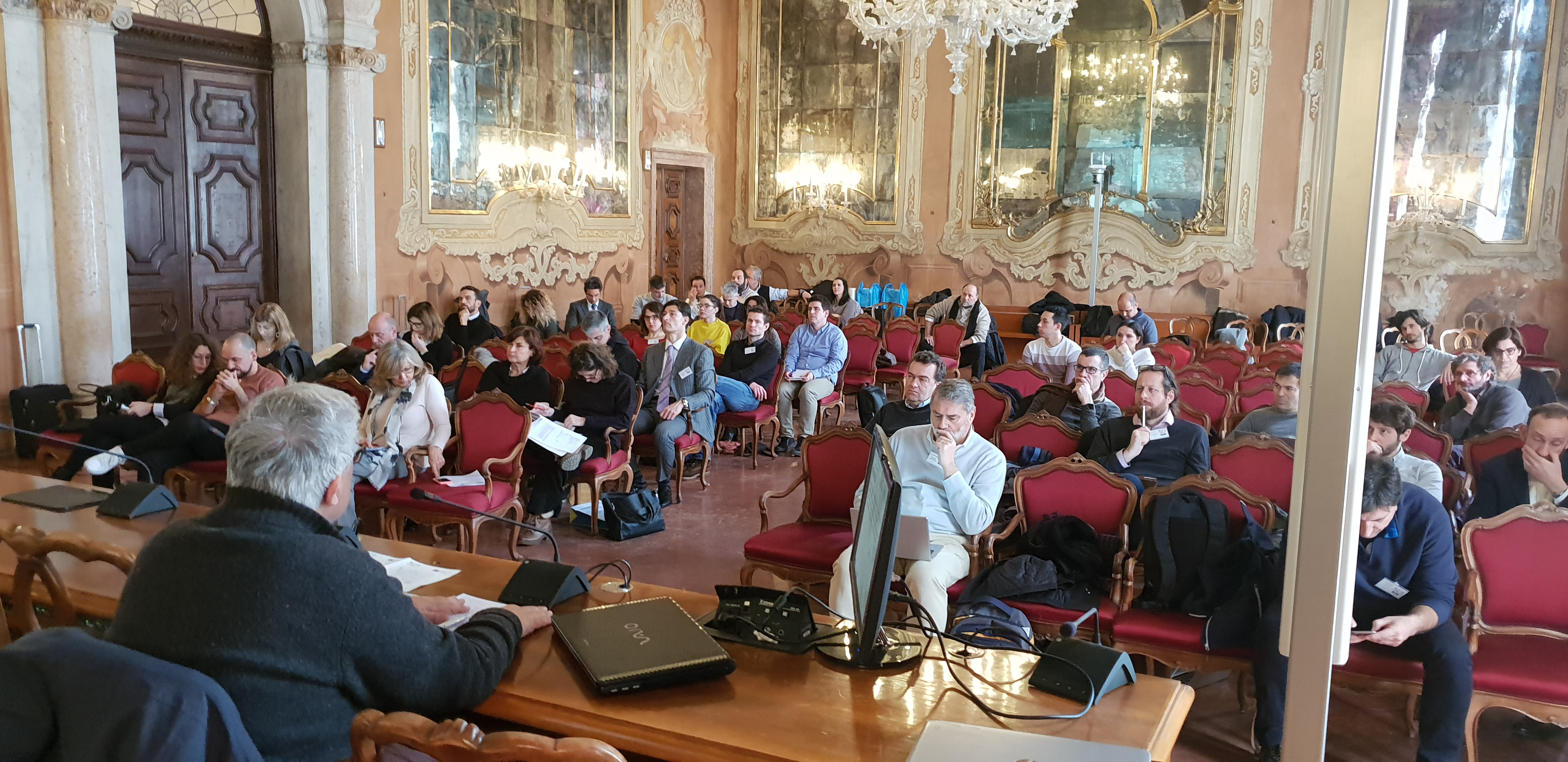 5th meeting day 3 - WP meetings in Venice